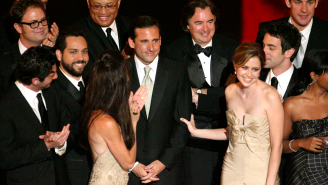 Steve Carell Gave The Cast Of 'The Office' Awesome Gifts After His Last Show