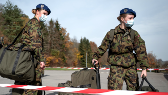 In Groundbreaking Move, Swiss Army To Stop Issuing Female Recruits Men's Underwear