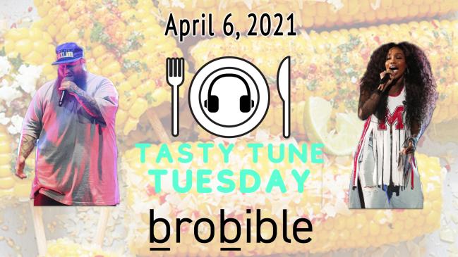Tasty Tune Tuesday 4/6