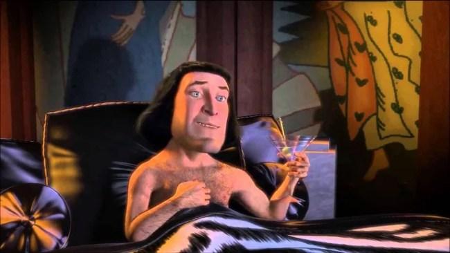 TikToker Reveals Detail Shrek Bedroom Scene