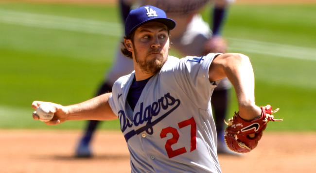 Trevor Bauer Fires Back At Suspicions That He Was Doctoring Baseballs