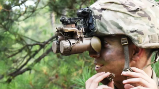 US Army Reveals How New Night Vision Goggles Completely Change How The Battlefield Looks