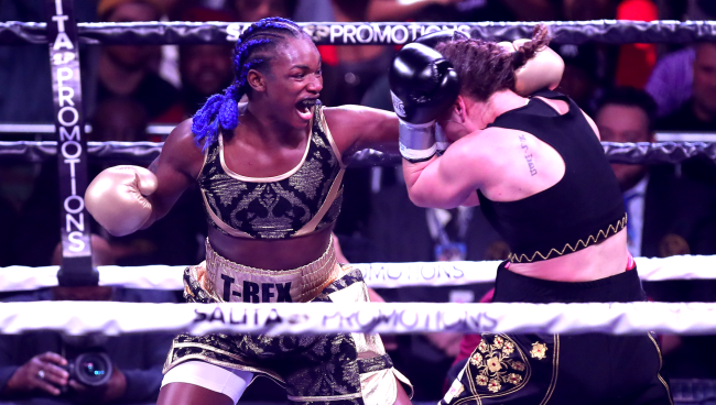 World Champion Boxer Claressa Shields Announces Date For Her MMA Debut