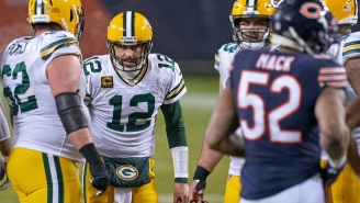 Adam Schefter Claims Aaron Rodgers Has Legit Told Teammates He's All But Done With The Packers
