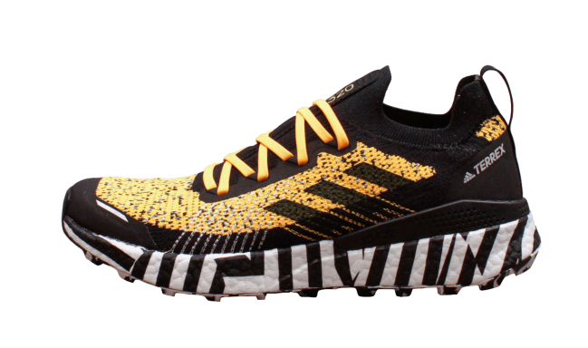 adidas Outdoor Terrex Two Parley Boost Solar Gold