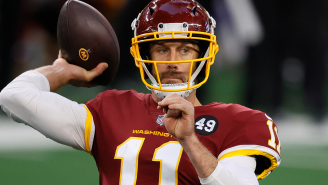 Alex Smith Implies The WFT Repeatedly Tried To Sabotage His Incredible Comeback