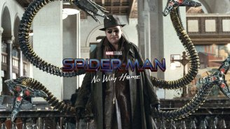 Doc Ock Actor Alfred Molina Says The Character's Story Picks Up Where 'Spider-Man 2' Left Off