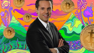 Billionaire Took Psychedelics And Finally Understood Bitcoin, Now He Holds Stake In A $2 Billion Psilocybin Therapy Company