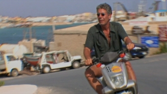 An In-Depth Documentary About The Life Of Anthony Bourdain To Release This Summer