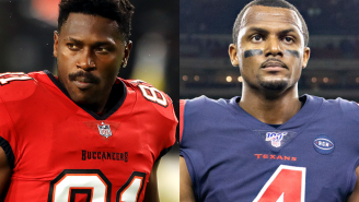 The NFL's Handling Of The Allegations Against Antonio Brown Could Be Very Bad News For Deshaun Watson
