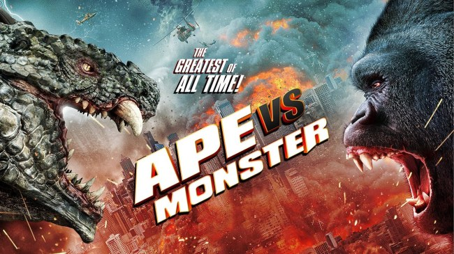 ape vs monster trailer