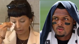 Awful Fans Are Harassing Deshaun Watson's Sexual Assault Accuser On Social Media, Leaving One-Star Reviews On Her Business Page