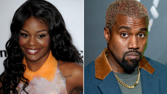 Rapper Azealia Banks Shoots Her Shot At Kanye West, Says She's Ready To Give Birth To His 'Demon Entity'