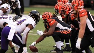 Bengals Make Grand Spectacle Of First Major Uniform Change In 17 Years To Unveil Nearly Identical Uniforms