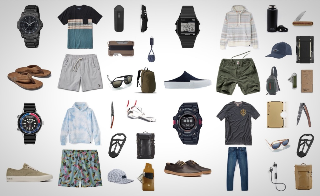 best men's gear and gift ideas 2021