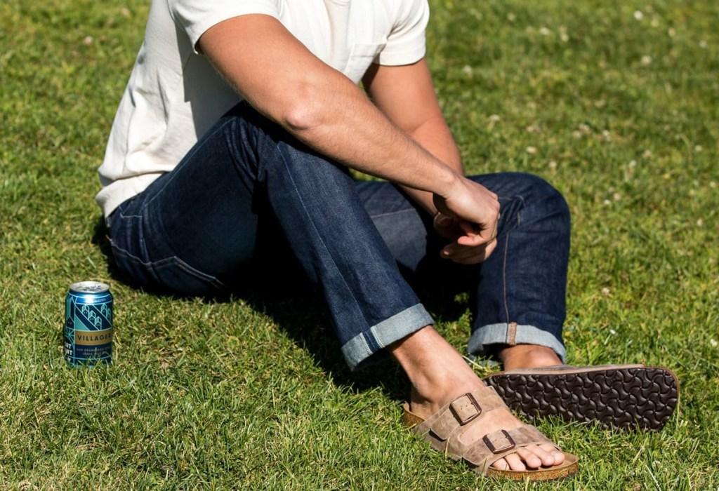 Birkenstock sandals are back