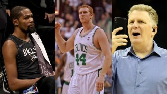 Brian Scalabrine Weighs In On The Rapaport Vs. Durant War Of Words: Bro Code And The Sensitivity Of Current NBA Players