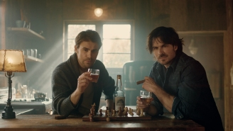 Vampire Diaries' Ian Somerhalder And Paul Wesley Release New Brother's Bond Whiskey After Fans Crashed The Brand's Website