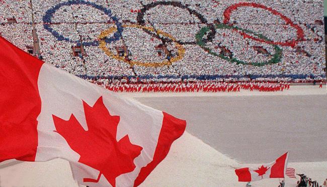 canada summer olympics jean jacket uniform