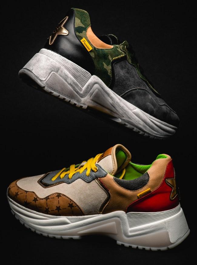 carls jr burger shoes