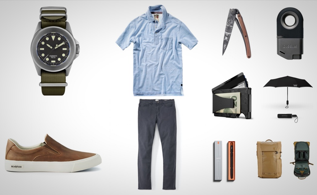 casual everyday accessories for guys