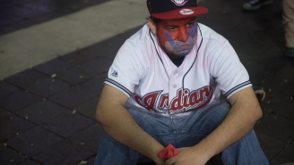 Cleveland Indians Fan Gets Called 'Fair-Weather Idiot' By Impassioned Sportscaster In Epic On-Air Argument