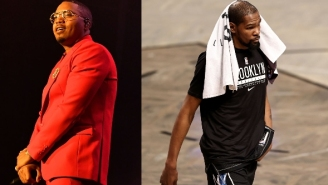 Rapper Nas And Kevin Durant Made Major Bank On Epic Coinbase IPO