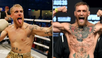 Jake Paul Says Fight With Conor McGregor 'Just Became More Realistic', Believes He Can KO Nate Diaz In Three Rounds