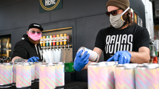 The Pandemic May Have Ushered In A New Era Of Craft Beer Thanks To One Innovation That's Here To Stay