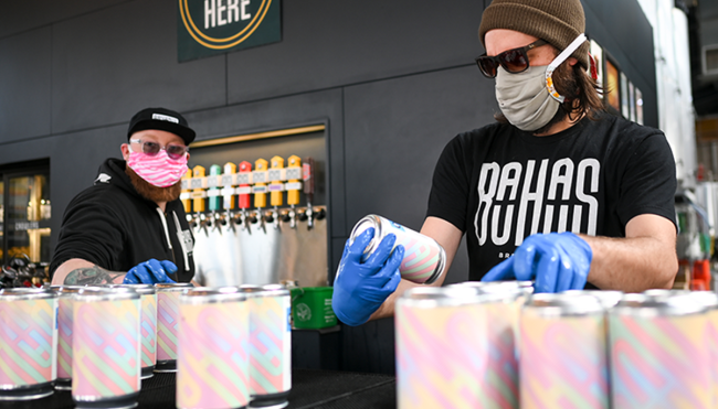 craft beer industry survived covid pandemic