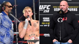 Snoop Dogg Claims UFC President Dana White Owes Him $2 Million Over Jake Paul Knockout