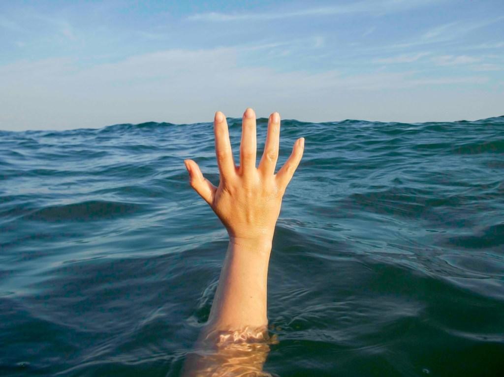 diver lost at sea