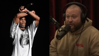 Action Bronson Tells Amazing Story About How DMX Helped With The Birth Of His Son After An Exhausting 18 Hours Of Labor