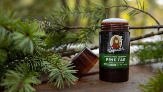 Dr. Squatch's Best-Selling Pine Tar Scent Is Now Available In A Deodorant