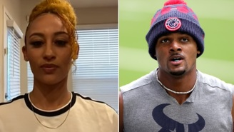 Deshaun Watson's Longtime Masseuse Defends Watson And Says He Never Asked Her For Sexual Favors