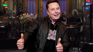 If You're Mad Elon Musk Is Hosting 'Saturday Night Live' You Haven't Been Paying Attention
