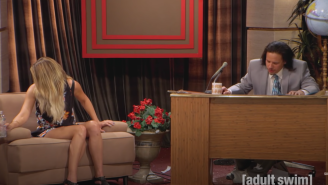 Eric Andre Recalls How Furious Lauren Conrad's Publicist Was After The Infamous Vomit Interview, And How Jimmy Kimmel Plays Into The Saga