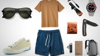 Essential Everyday Gear For Staying Fresh All Spring And Summer