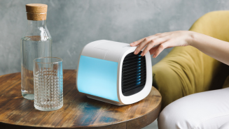 Beat The Heat With This Compact Personal Air Conditioner From EvaPolar