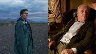 Here's How Much A $100 Parlay On Frances McDormand And Anthony Hopkins Would've Won You