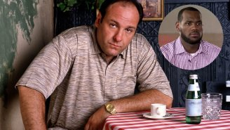 The Knicks Made A 'Sopranos' Short Film With James Gandolfini To Entice LeBron James Into Signing With The Team