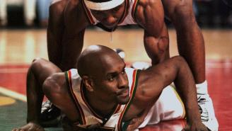 Gary Payton Once Threatened To Pull A Gun On Teammate And Kill His Family During Heated Locker Room Exchange