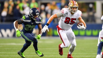 George Kittle Hung Up On His Agent On Draft Day As Niners Swooped In Minutes Before Seahawks Could Pick Him