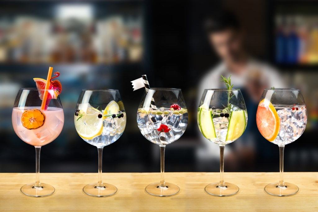 Gin and Tonic facts and origin