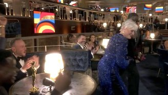 Glenn Close's Oscars Twerk Was Scripted, Further Cementing The Devil's Grasp On Our World