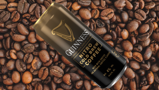 The New Guinness Nitro Cold Brew Coffee Stout Is A Sneaky Contender For The Beer Of The Summer
