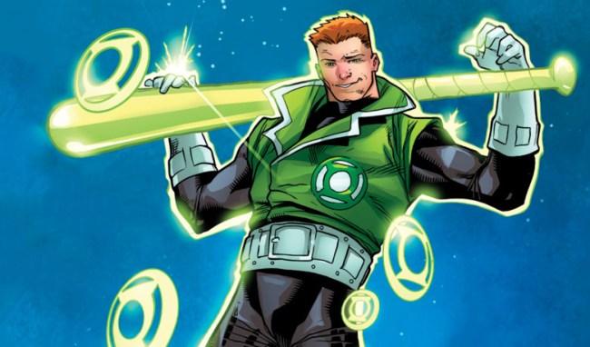 guy gardner green lantern