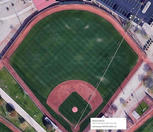 Goodyear Ballpark Cincinnati Reds