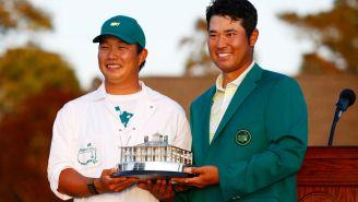 Hideki Matsuyama's Caddie Explains Reasoning Behind His Bow At The Masters