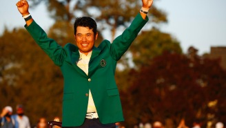 Hideki Matsuyama's Masters Win Could Reportedly Lead To An Insane Amount Of Money In His Native Japan
